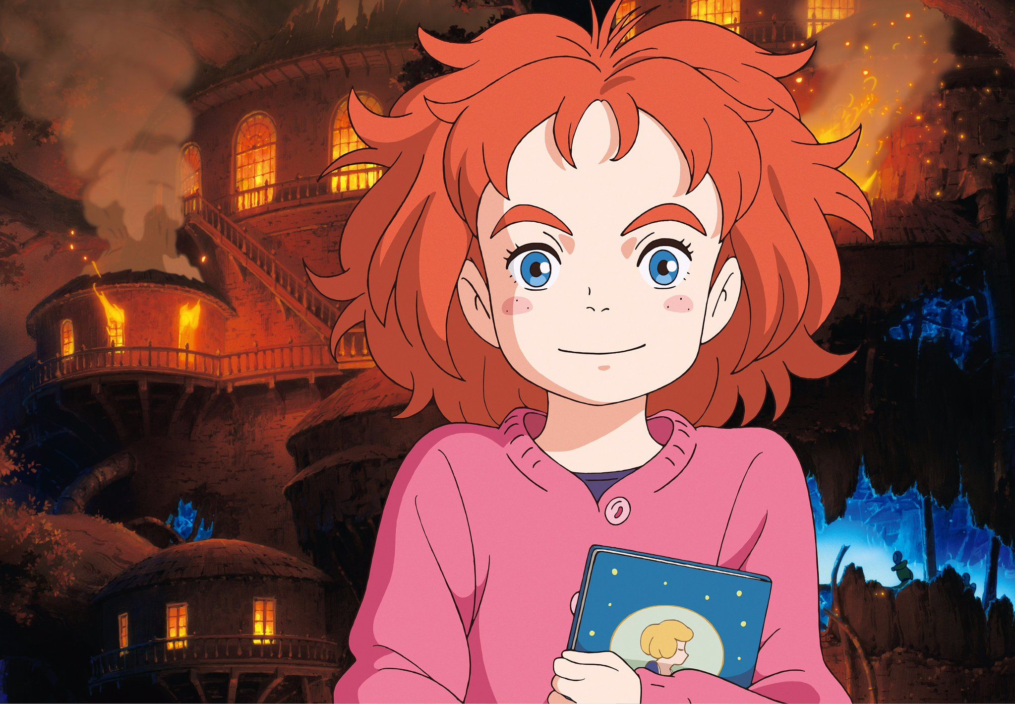 """Altitude Film Sales has Licensed """"Mary and the Witch's Flower"""" (Mary to Majo no Hana) - https://twitter.com/AltitudeSales/status/827102673061212160"""