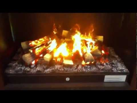 By Far The Best Demo Of The Dimplex Optimyst Electric Fire Effect