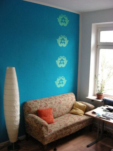 Wall decals at day light. | Decor, Interior decorating ...