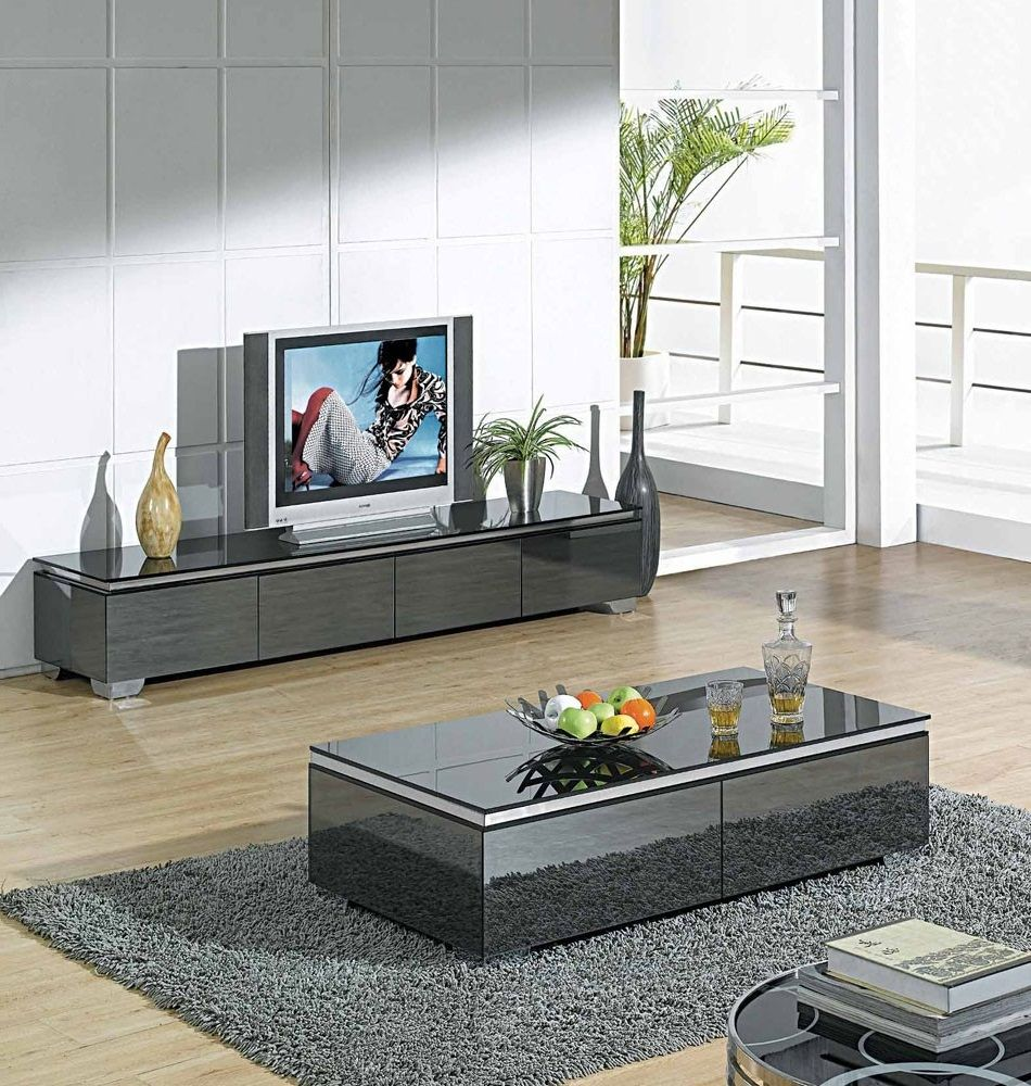 Matching Tv Cabinet And Coffee Table Httptherapybychancecom - Modern tv stand and coffee table set