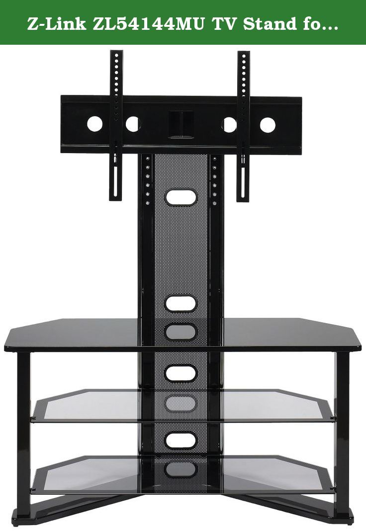 Z Link Zl54144mu Tv Stand For 44 Inch Tv Madrid Television