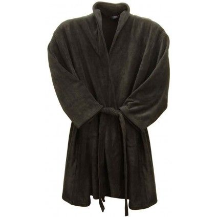 Cotton Valley Dressing Gown 3xl 4xl 5xl 6xl 7xl 8xl Polyester