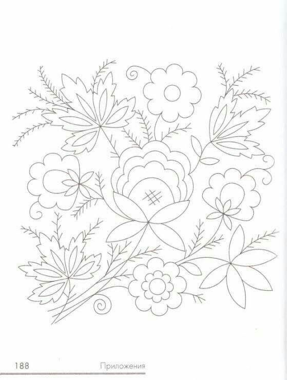 Pin de Arati Ranadive en Embroidery patterns | Pinterest | Bordado ...