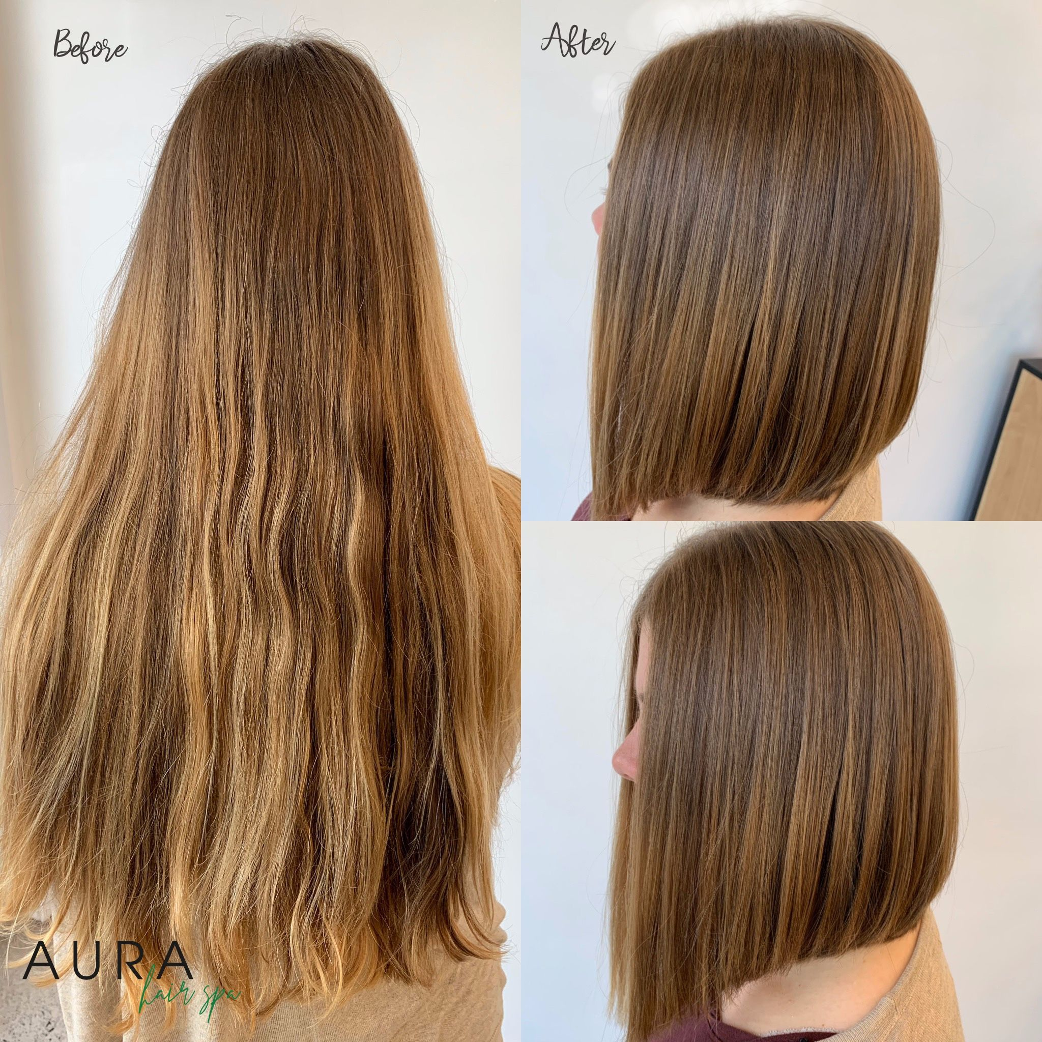 Long To Lob Makeover In 2020 Long Hair Styles Beautiful Hair Hairstyle