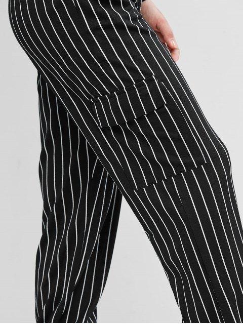 Photo of [54% ]  2020 Jogger Pantalones A Cuadros Con Cintura Alta En Multicolor-A