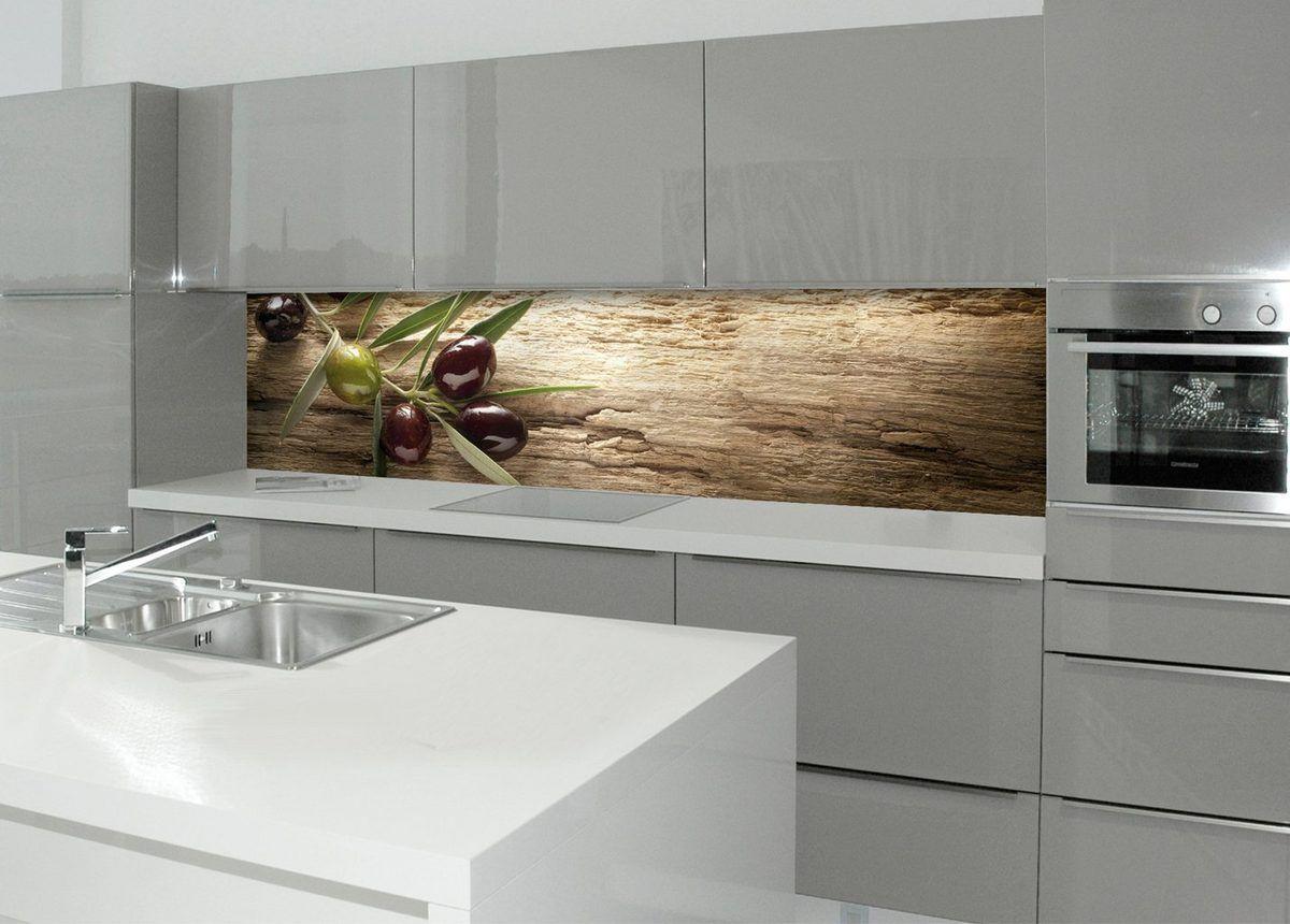 Küchenrückwand - Spritzschutz »profix«, Mediterran, 16x16 cm