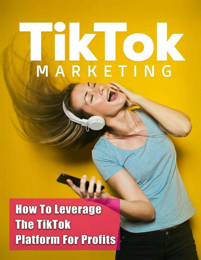 Tiktok Marketing Guide Pdf Earn Money From Tiktok Free Shipping Marketing Guide Marketing Social Media Platforms