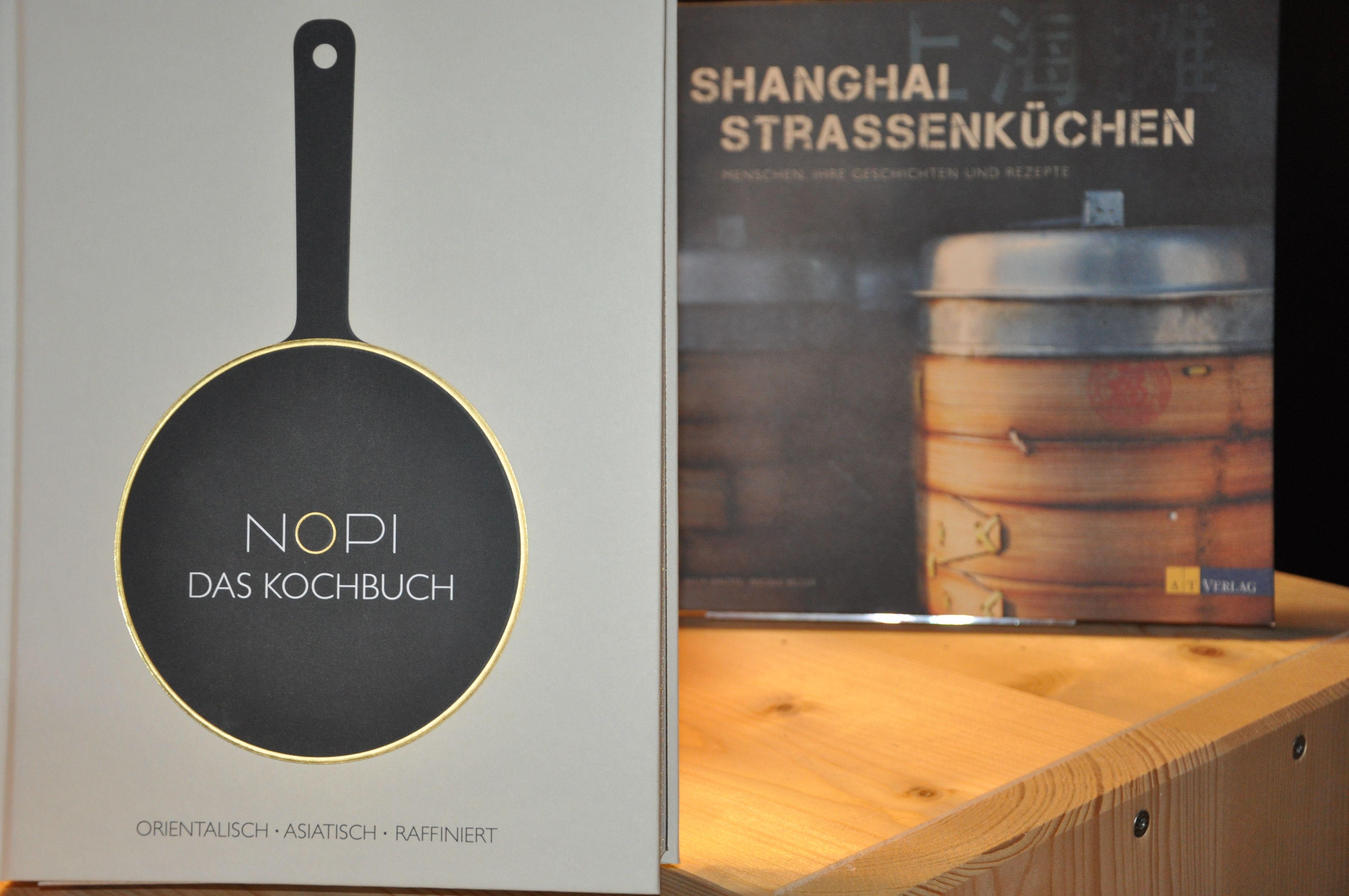 Coole Kochbücher im Feinsinn!