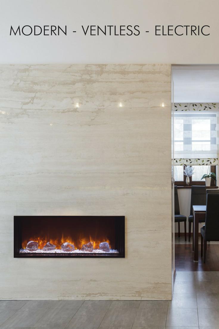 Modern Flames 40 Landscape Series Built in Electric