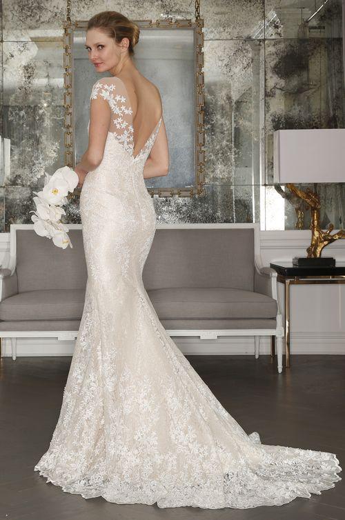 Romona Keveza Luxe Bridal Style RK7407 | I Do Ideas | Pinterest