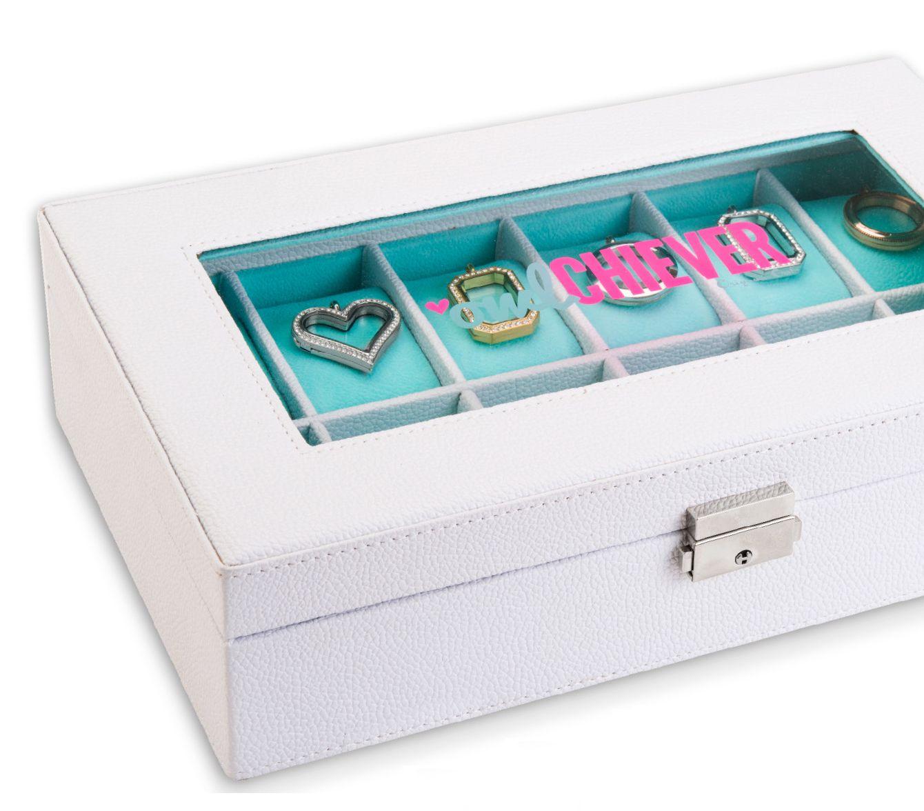 Origami Owl Jewelry Box | Jewełяƴ ⊱Storage⊰ SℙѦℜḰℒ ... - photo#5