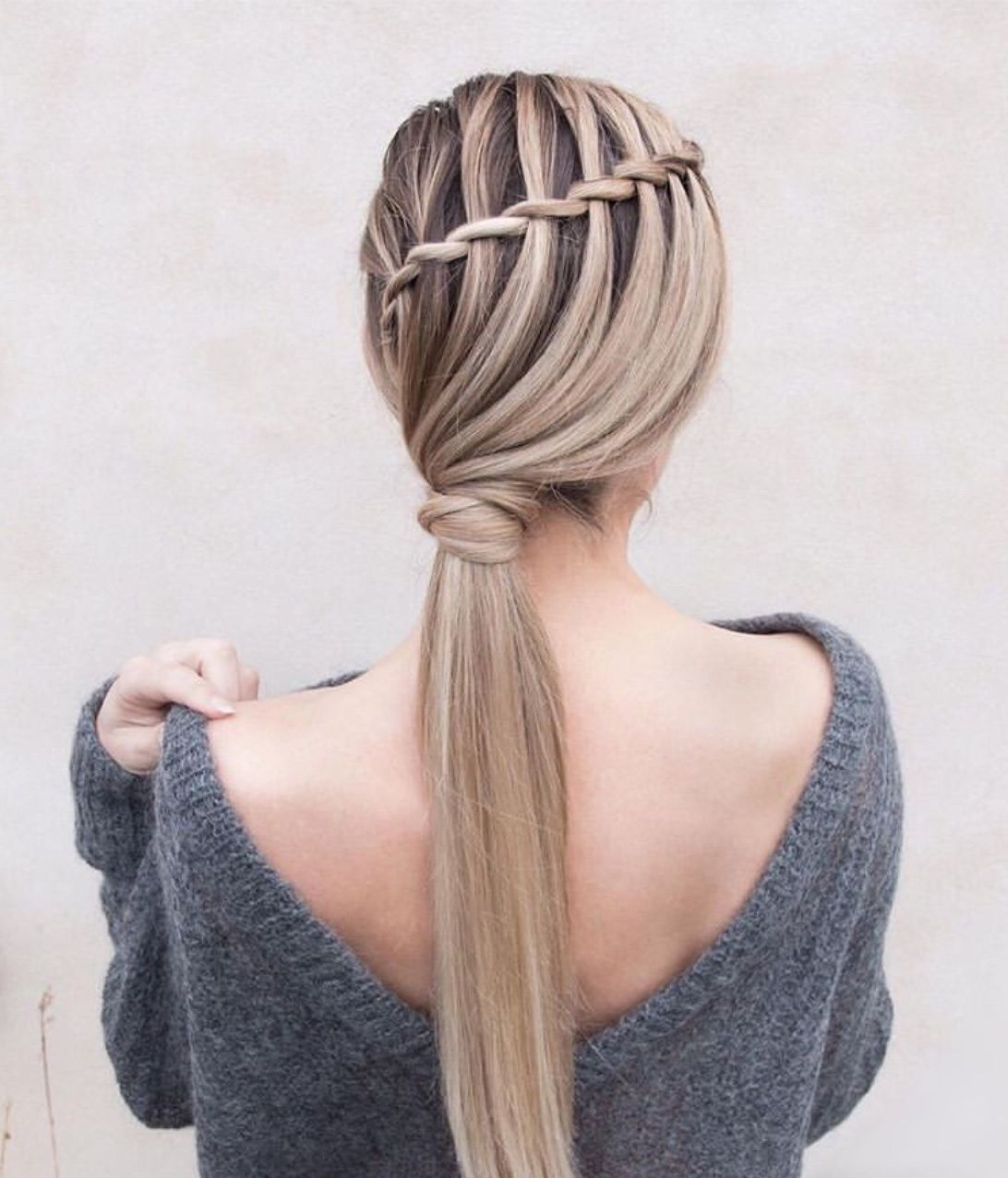 Pin By Wonder Cottage On Beauty In 2020 Easy Hairstyles Hair Styles Braided Hairstyles Easy