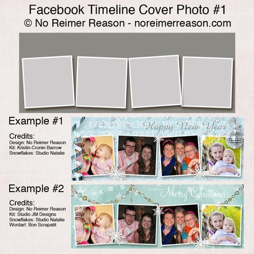 free facebook timeline cover photo template digiscrap template