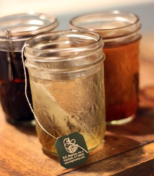 Diy How To Infuse Vodka Whiskey And Rum With Tea For