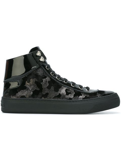 88ab16a57991 JIMMY CHOO  Argyle  Hi-Top Sneakers.  jimmychoo  shoes  sneakers ...