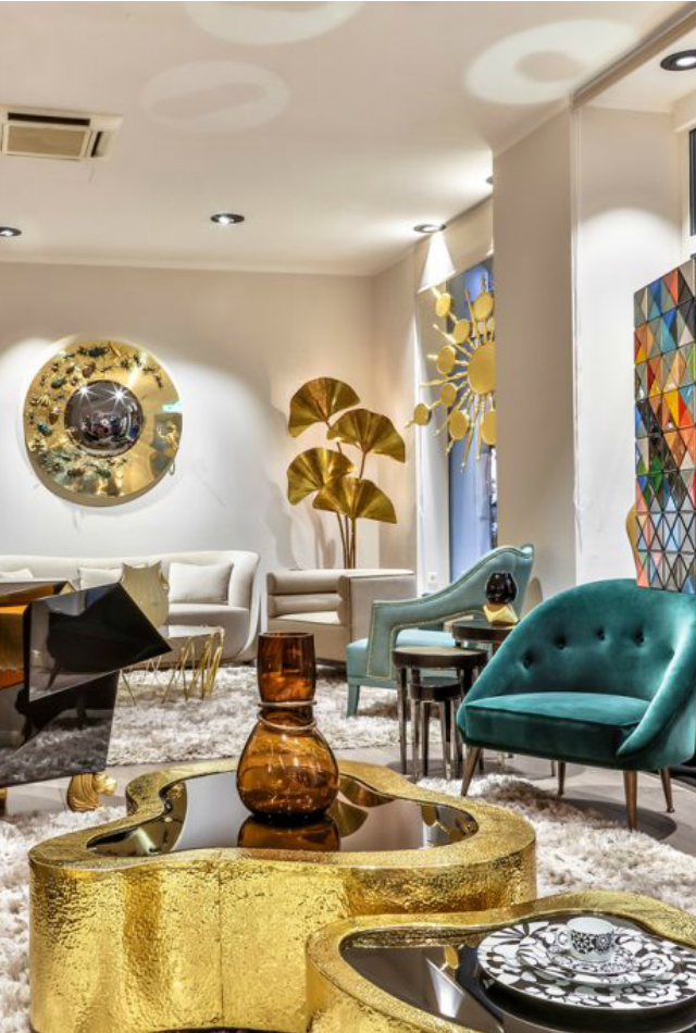 5 German Interior Designers You Need To Know For Top Home Decor Ideas    BRABBU Ist Eine Designmarke, Die Einen Intensiven Lebensstil Wiederspiegelt.