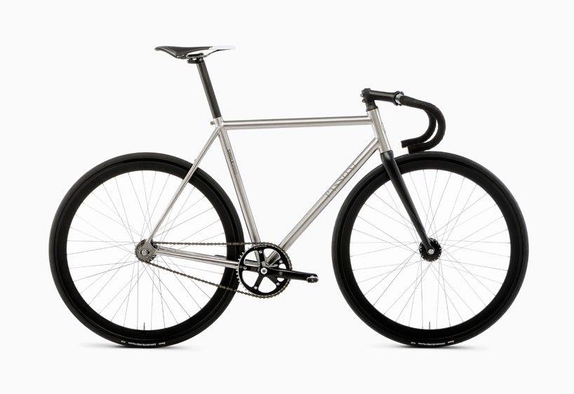 passoni single speed and top evolution bikes at milan design week ...