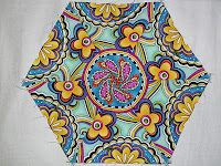 Stack-n-Whack Quilt Block for Quilt #9 that I am making :-)