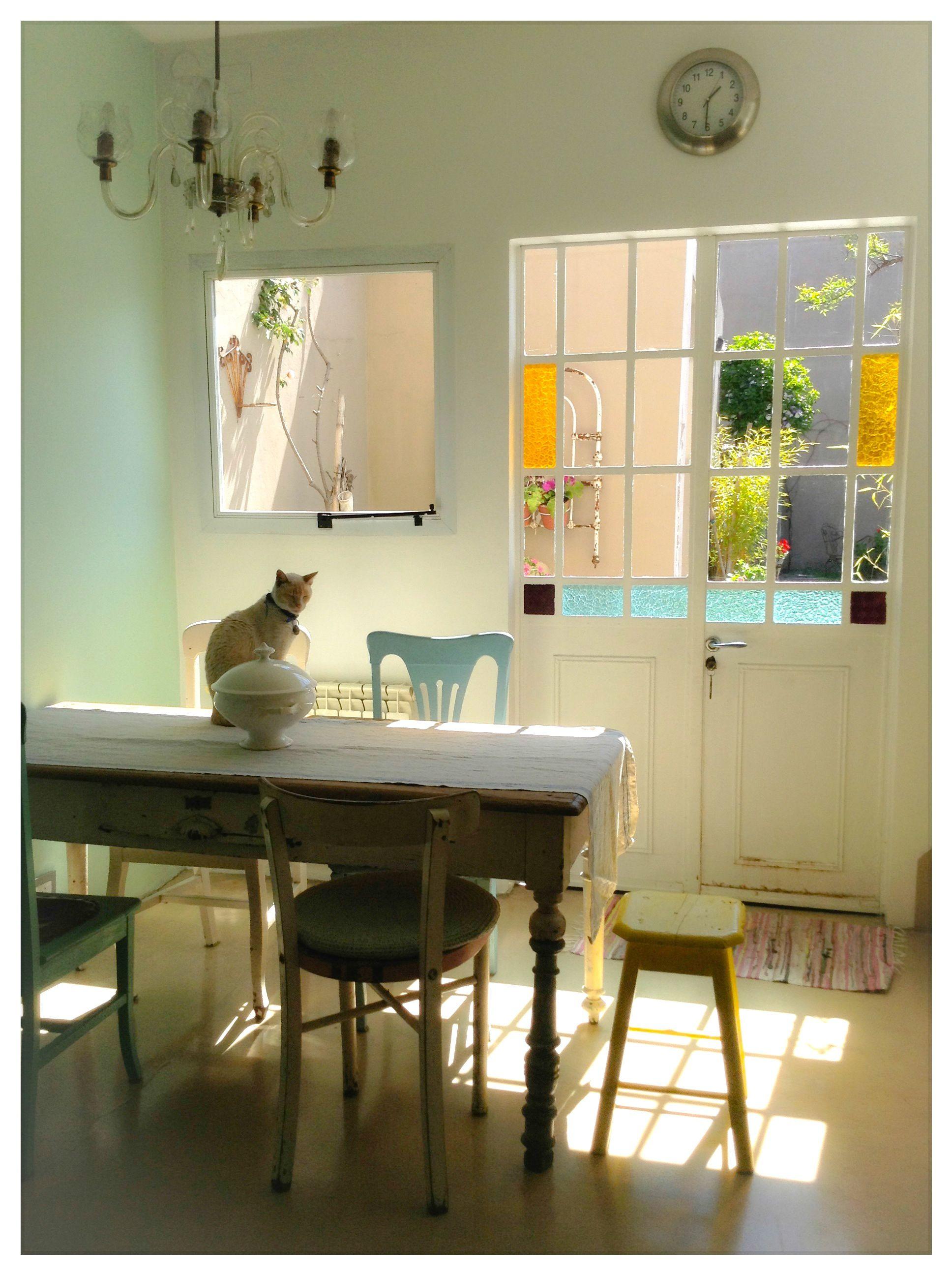 El hermoso comedor diario de marce conti creative home for Comedor diario decoracion