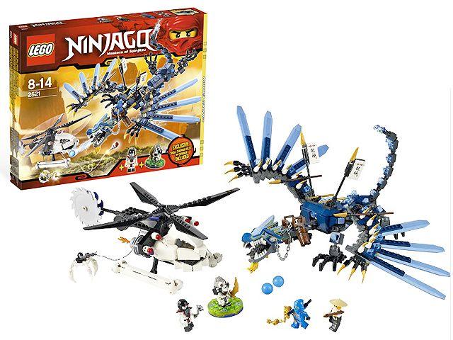 For sale 109 Euro >>Lego 2521 Ninjago Masters of Spinjitzu Lightning ...
