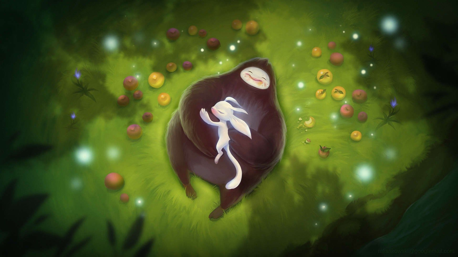 gorgeous ori and the blind forest wallpaper | d licious | pinterest