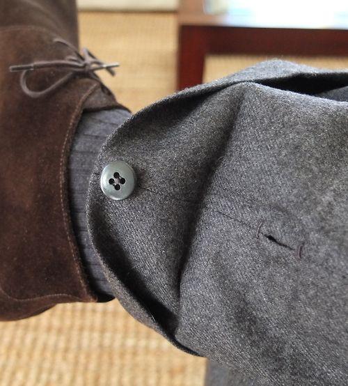 Je n'aurais jamais pensé à cette astuce pour un bas de pantalon!