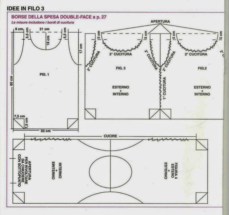 couture la maison sewing at home sac r versible pour les commissions ou les livres tuto. Black Bedroom Furniture Sets. Home Design Ideas