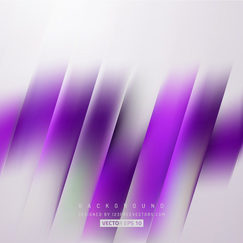 Abstract Light Purple Stripes Background Design Striped