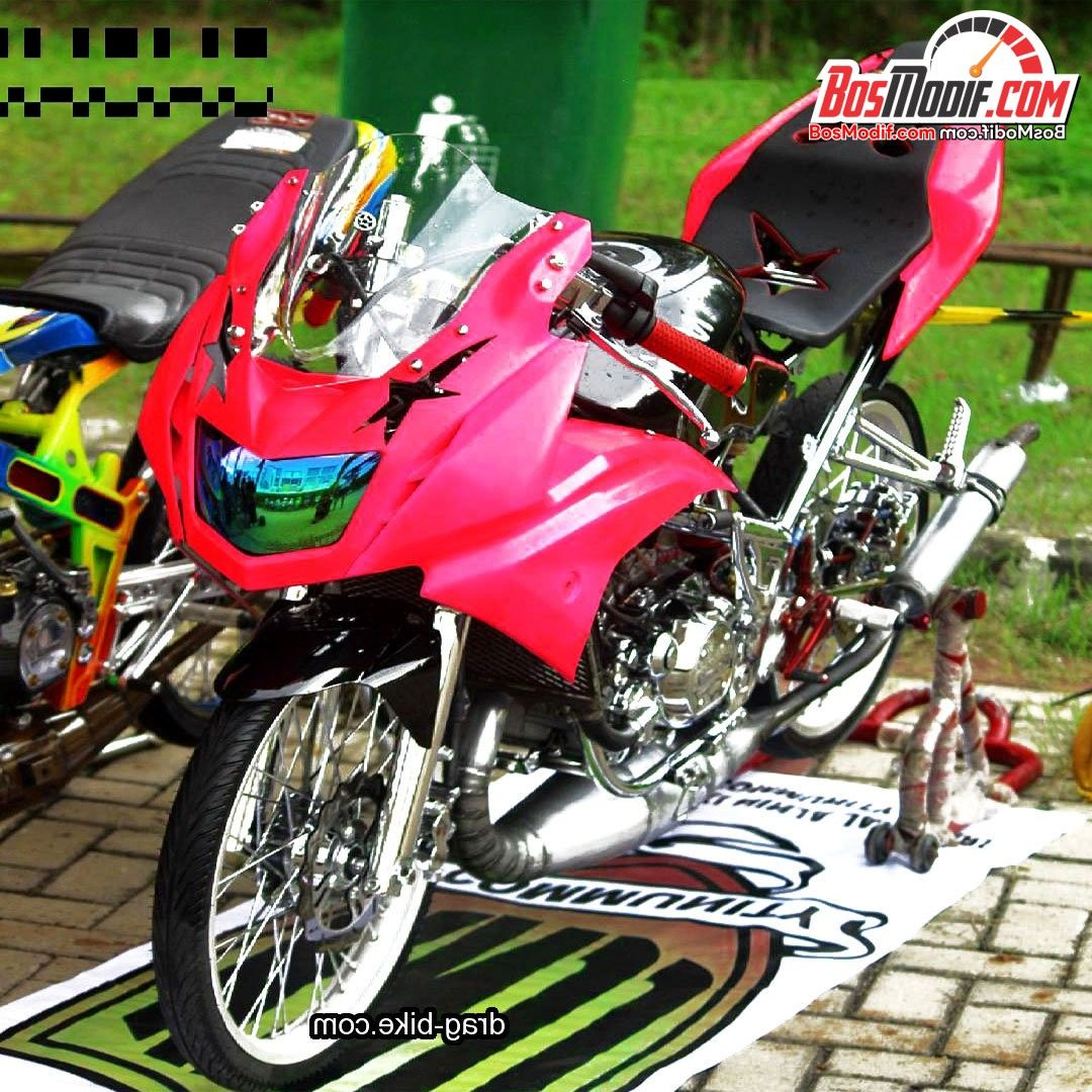 Download Koleksi 62 Poto Modifikasi Motor Ninja 250 Terkeren