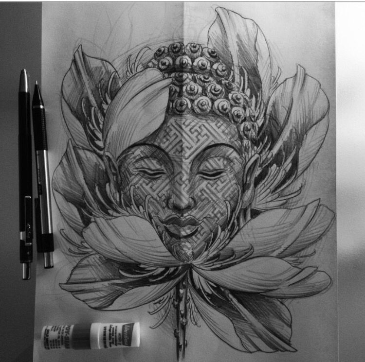 sayagata lotus buddha art pinterest tattoo vorlagen tattoo k nstler und tattoo ideen. Black Bedroom Furniture Sets. Home Design Ideas