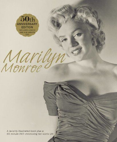 Marilyn Monroe (Book & DVD Set) by Parragon Books