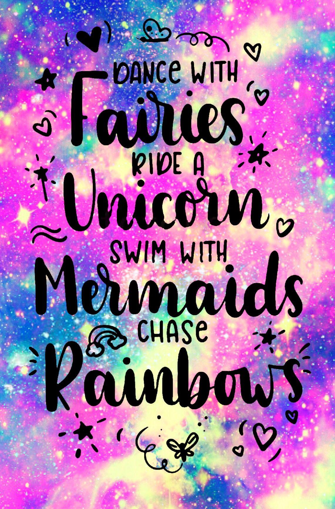 Wallpaper Lockscreen Glitter Sparkle Galaxy Quotes Sayings