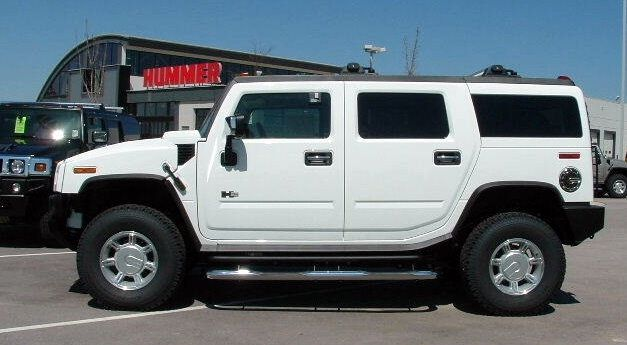 Wisconsin Milwaukee Wisconsin Bergstrom Chevrolet Hummer H2 Hummer White Hummer Big Girl Toys Milwaukee Wisconsin