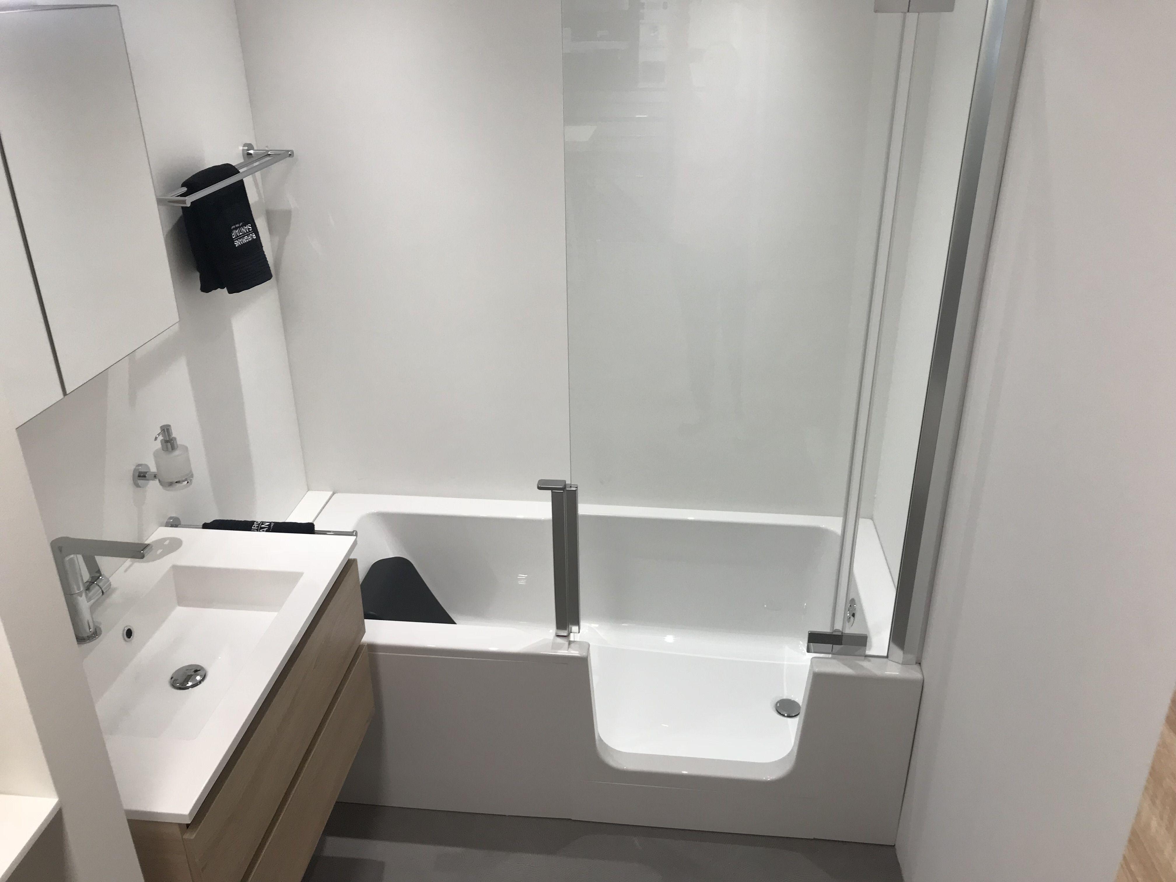 Pin Op Roomsaver Inloopbad