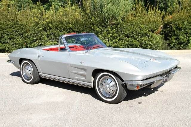 1964 Chevrolet Corvette Raleigh