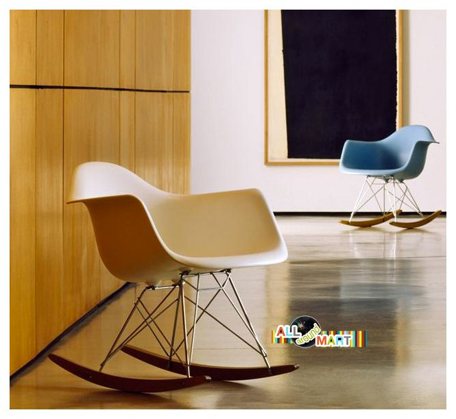 Eames Style plastic Six Color available