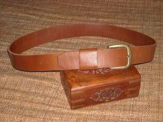 Comment faire une ceinture en cuir   http   www.crea-cuir.com patron ... 035ded508d1