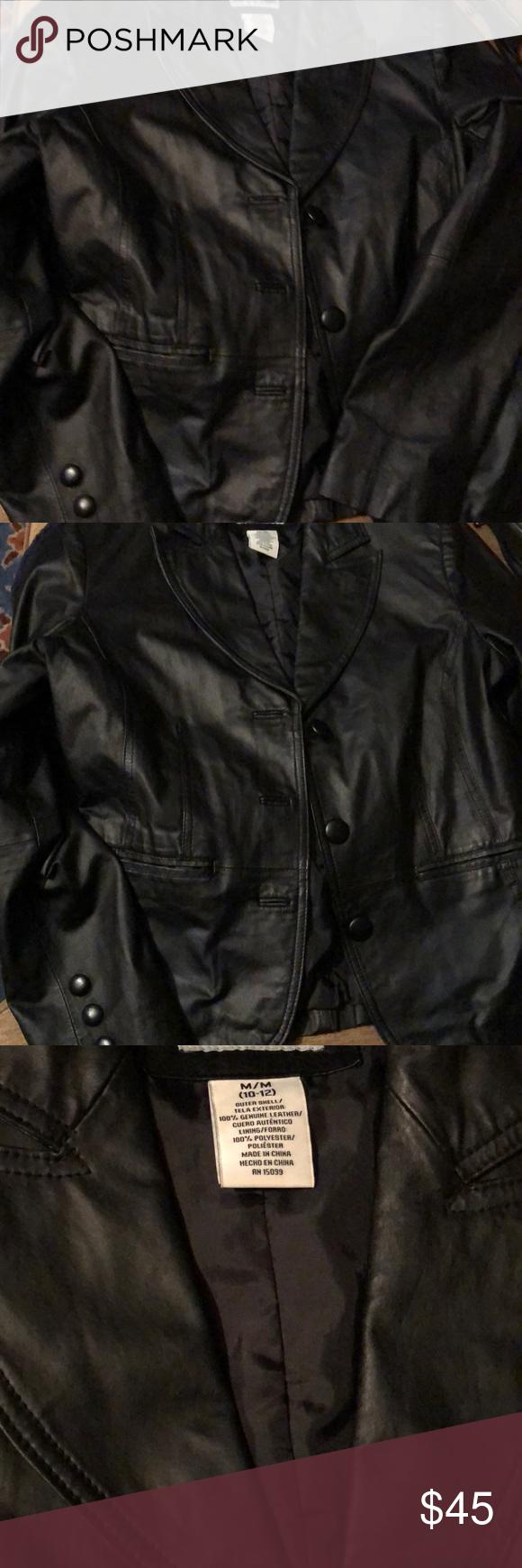 Black Leather Jacket Black Leather Jacket Leather Jacket Jackets [ 1740 x 580 Pixel ]