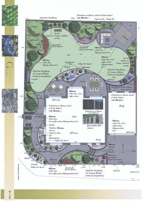 Www Gartenplanung Golubski De Garten Geschwungen Garten Grundriss Garten Gartengestaltung
