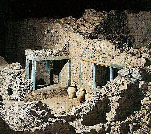 Akrotiri Archaeology Santorini Site Set To Reopen After 7 Years