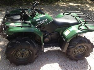 2006 Yamaha Kodiak Grizzly 450 4x4 Yamaha Kodiak Grizzly