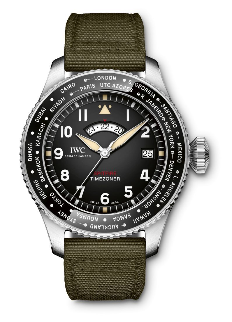 8a619f9b1e7 TimeZone   Industry News » Pre-SIHH 2019 - IWC Pilot Watches