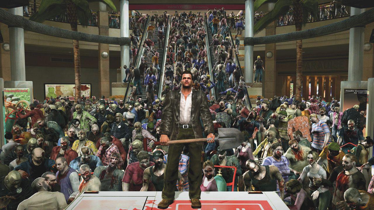 Dead Rising Dead rising, Top 10 video games, Video games