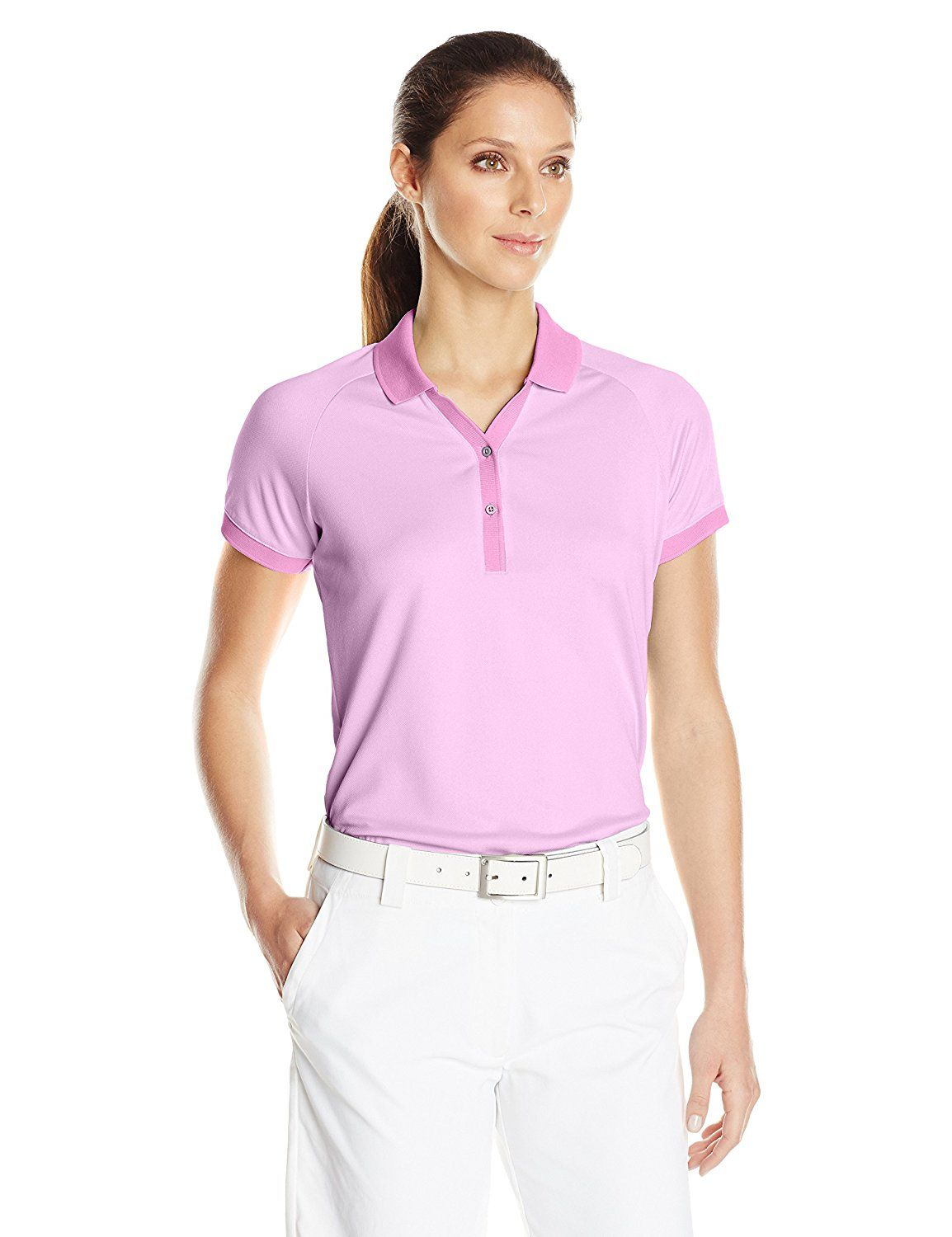 adidas Golf Women s Pique Polo     Special product just for you. See ... 7eeb64c260
