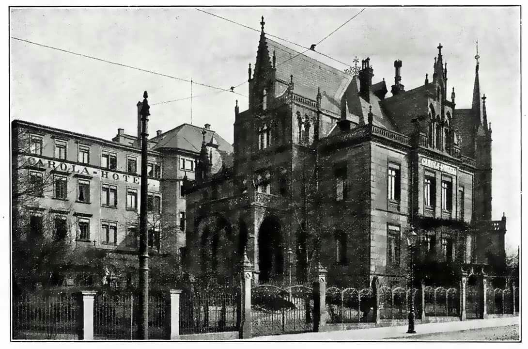 Hotel Carola, 30er Jahre