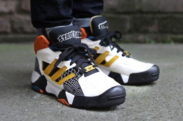 w sprzedaży hurtowej dobra obsługa sprzedawca detaliczny adidas streetball | sneakers | Sneakers, Sneakers nike, Adidas