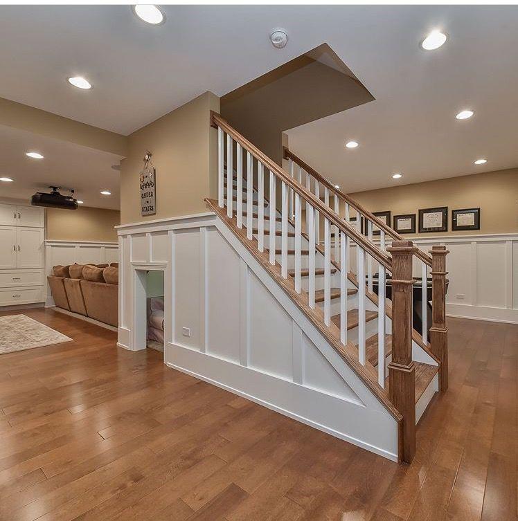 Home Theater Design Ideas Diy: Basement Ideas : Basement Home Theater #basement (basement