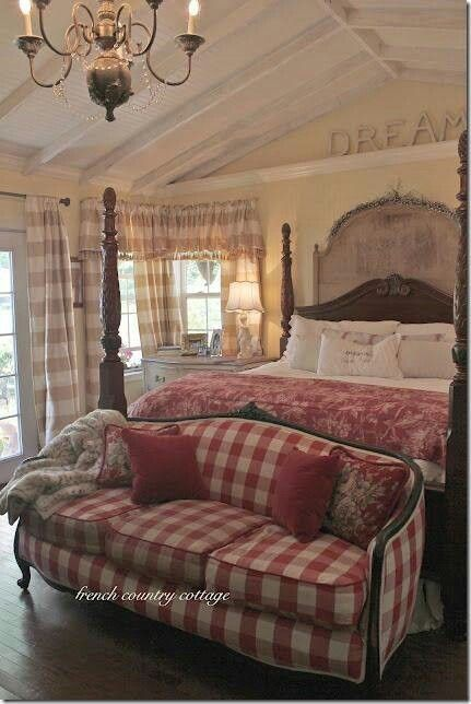 French Country Bedroom  Frenchfrench Country Style  Pinterest Endearing French Country Bedroom Decorating Design
