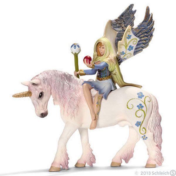 *NEW* SCHLEICH 70476 Bilara mounted on Unicorn Horse - Bayala Elven Character
