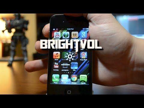 BrightVol Best Cydia Apps & Tweaks (+playlist)